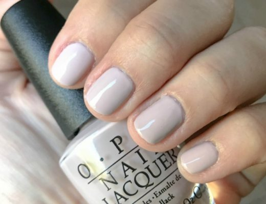 The Nail Files - OPI Don't Bossa Nova Me Around