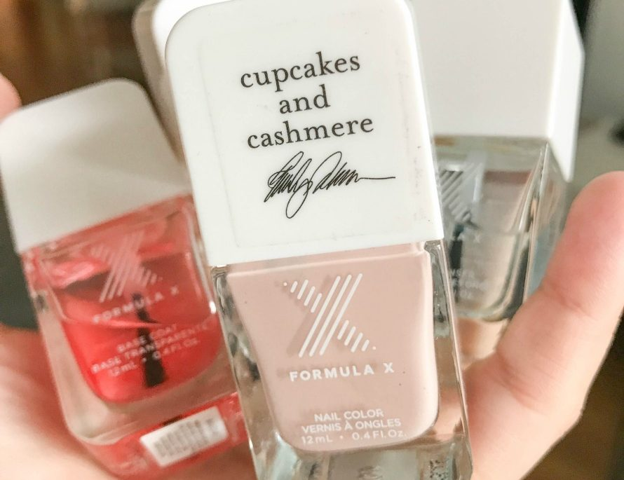 Formula X - Cupcakes & Cashmere Latte Run | That Girl Myra