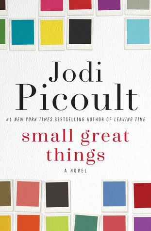 recent reads - small great things
