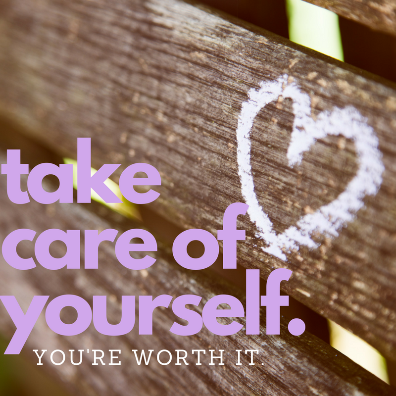 take care of yourself | that girl myra