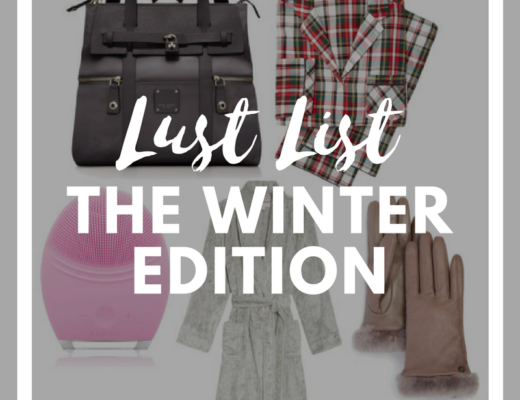 Lust List: Winter Edition | That Girl Myra